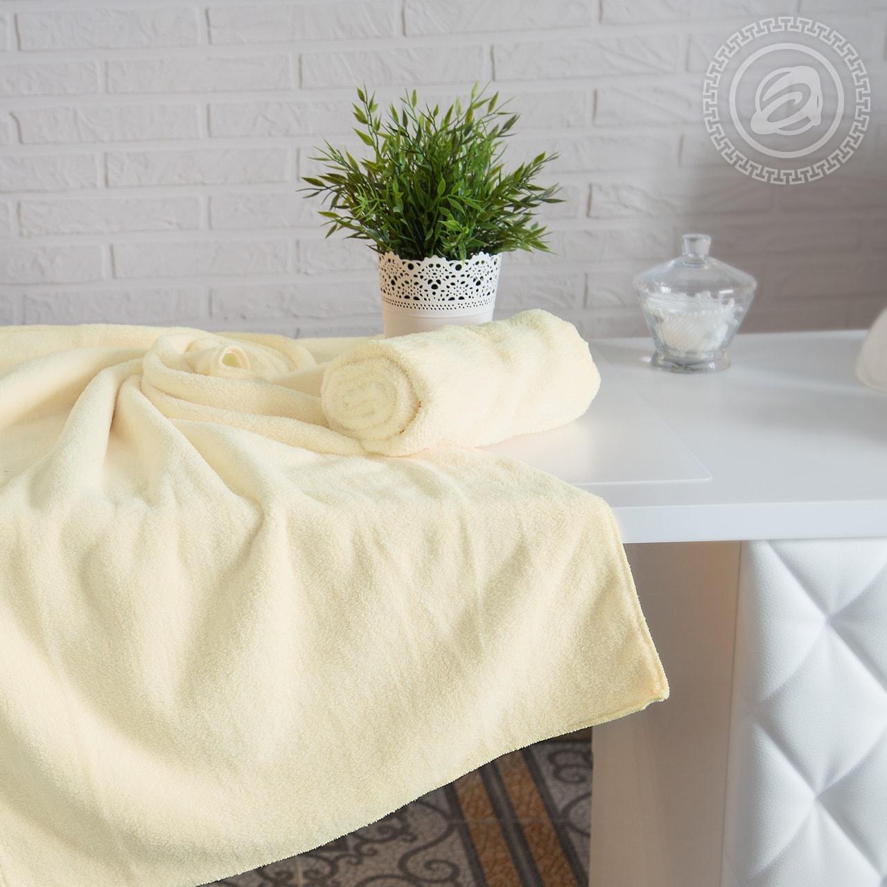 Полотенце банное Шампань (50х90) antik полотенце 50х90 хлопок