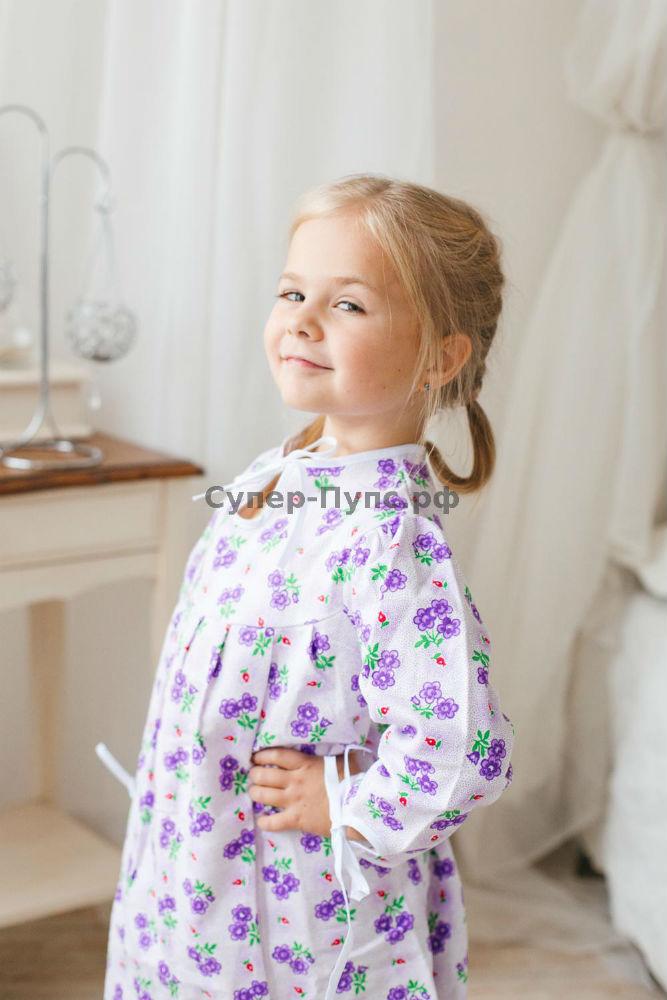 Сорочка детская Конфетка -  Одежда для сна