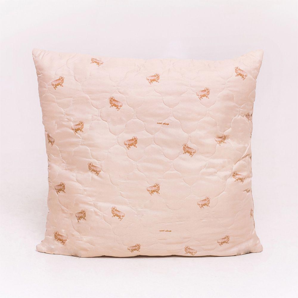 """Подушка """"Стандарт"""" (овечья шерсть, полиэстер) (50*70) restline подушка cotton 50 70"""