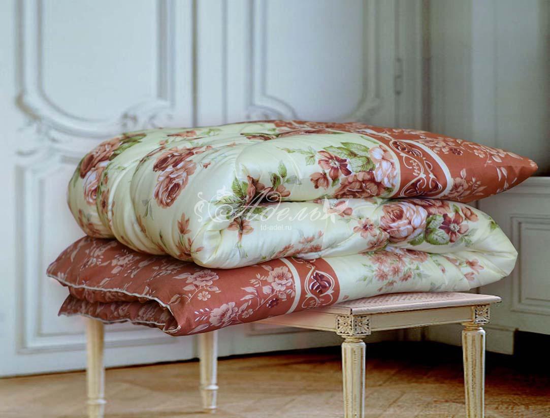 """Одеяло облегченное """"Белек"""" (файберсофт, полиэстер) 1,5 спальный (140*205)"""