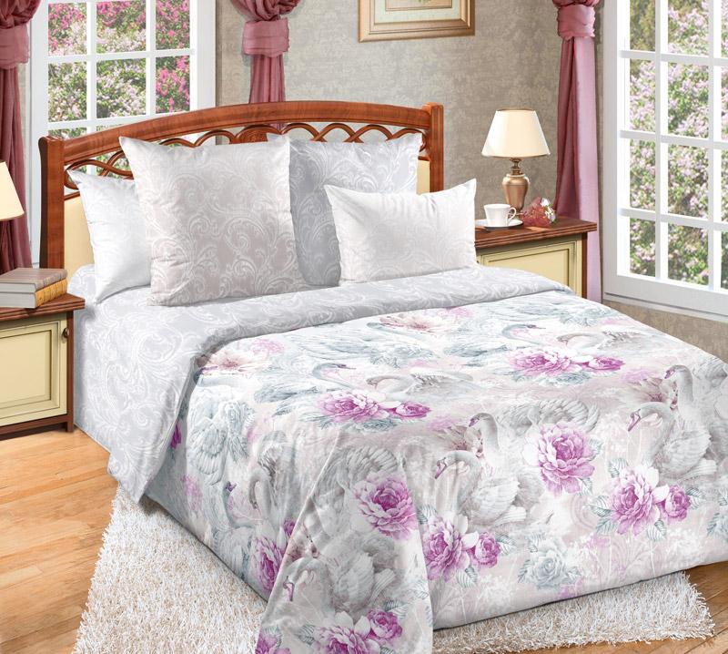 Постельное белье iv62533 (перкаль) (1,5 спальный)