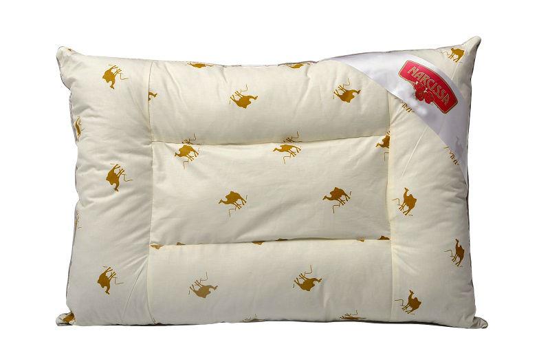 Подушка Анатомическая (лебяжий пух, тик) (50*70) подушка нежность лебяжий пух тик 50 70