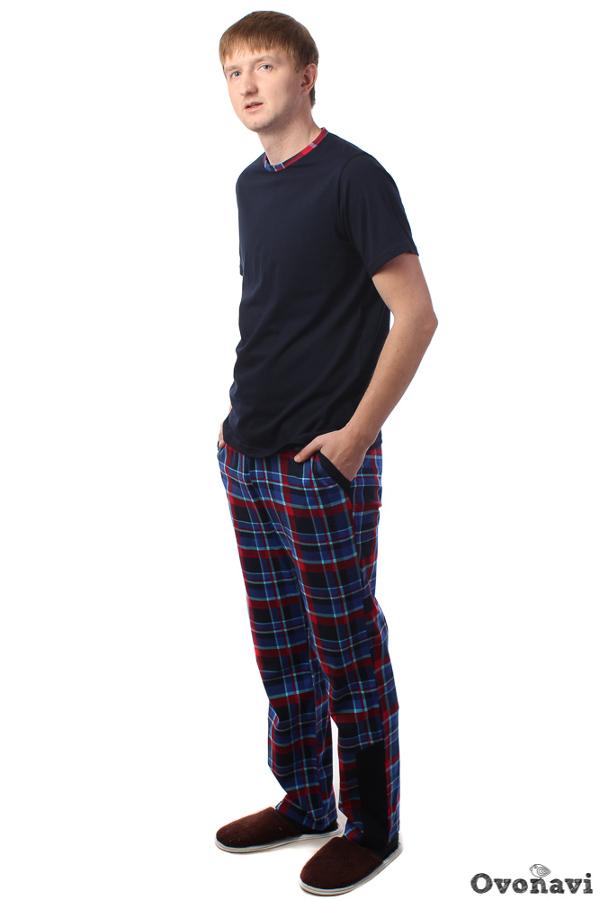 цена Пижама мужская Ovonavi-1168 онлайн в 2017 году
