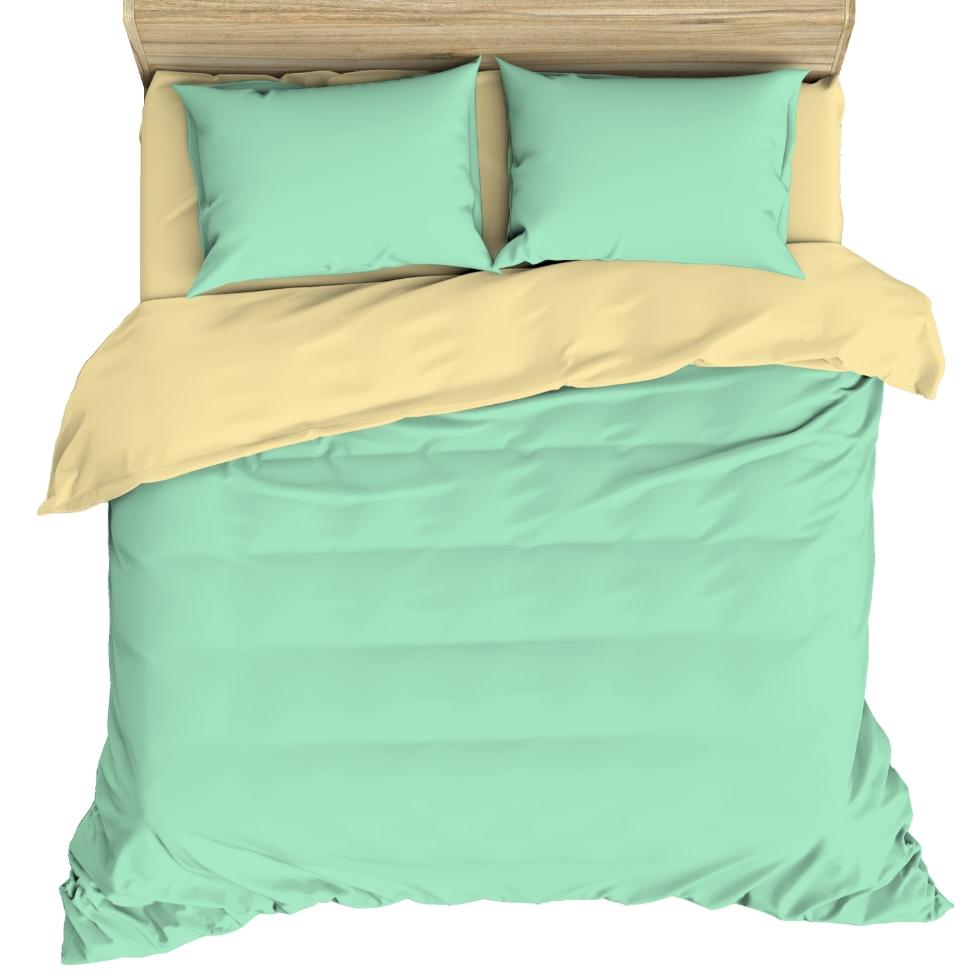 Постельное белье Травка (поплин) (1,5 спальный) постельное белье дельфины поплин 1 5 спальный