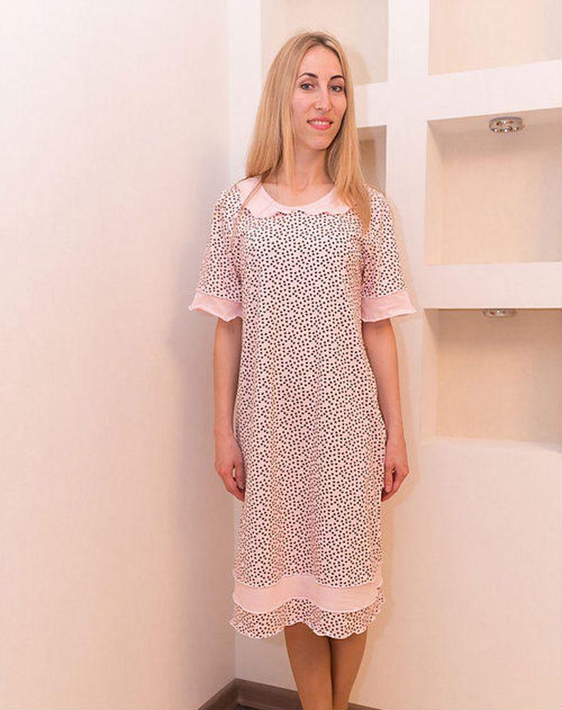 Ночная сорочка #Итзи#, Размер: 56 - Одежда для сна - Сорочки и ночные рубашки
