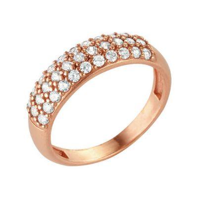 Кольцо серебряное iv8864