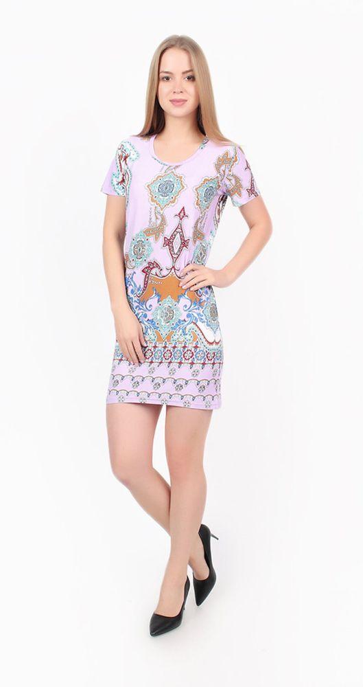 Купить Платье женское Дэви 46, Грандсток, Вискоза, Лето