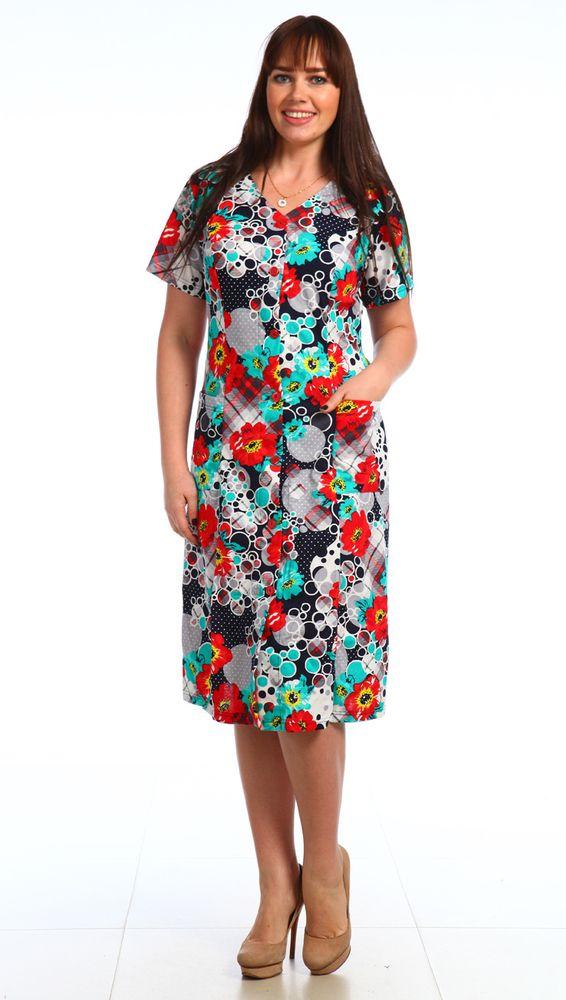 Халат женский #Тайна#, Размер: 56 - Халаты - Легкие халаты