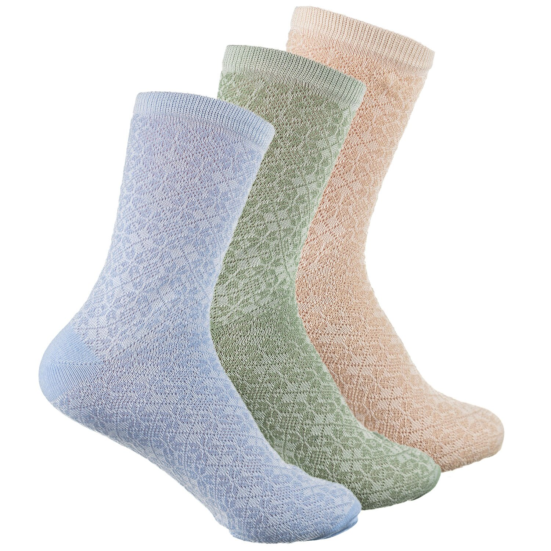 Носки женские Классический стиль (упаковка 12 пар) (37-41) носки женские лайк упаковка 6 пар 23 25
