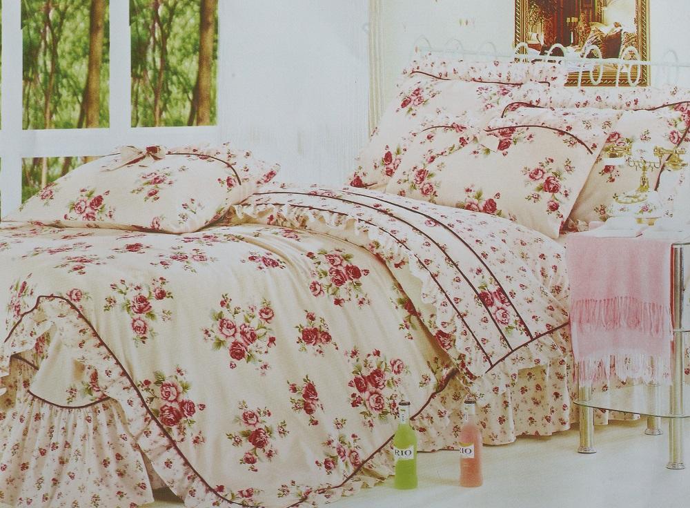 Постельное белье iv29537 (поплин) (1,5 спальный) постельное белье iv54872 поплин 1 5 спальный