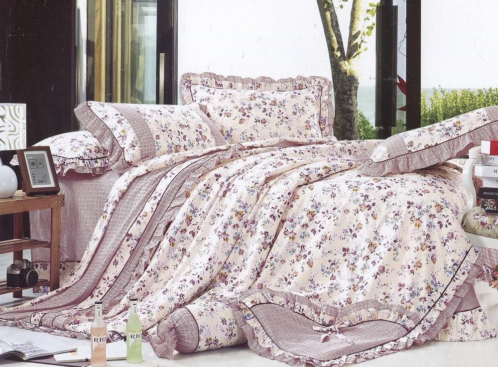 Постельное белье iv29540 (поплин) (1,5 спальный) постельное белье iv54872 поплин 1 5 спальный