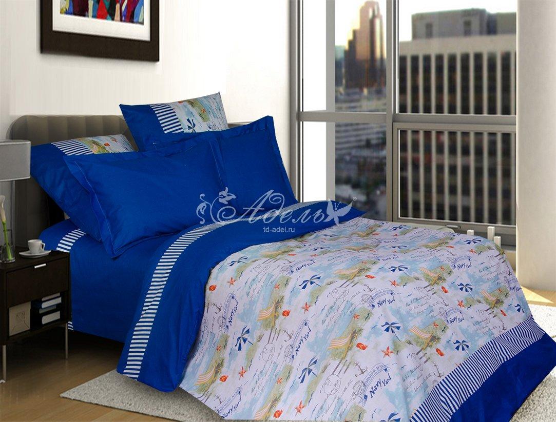 Постельное белье iv49379 (поплин) (Евро-1) постельное белье dome lilith евро стандарт
