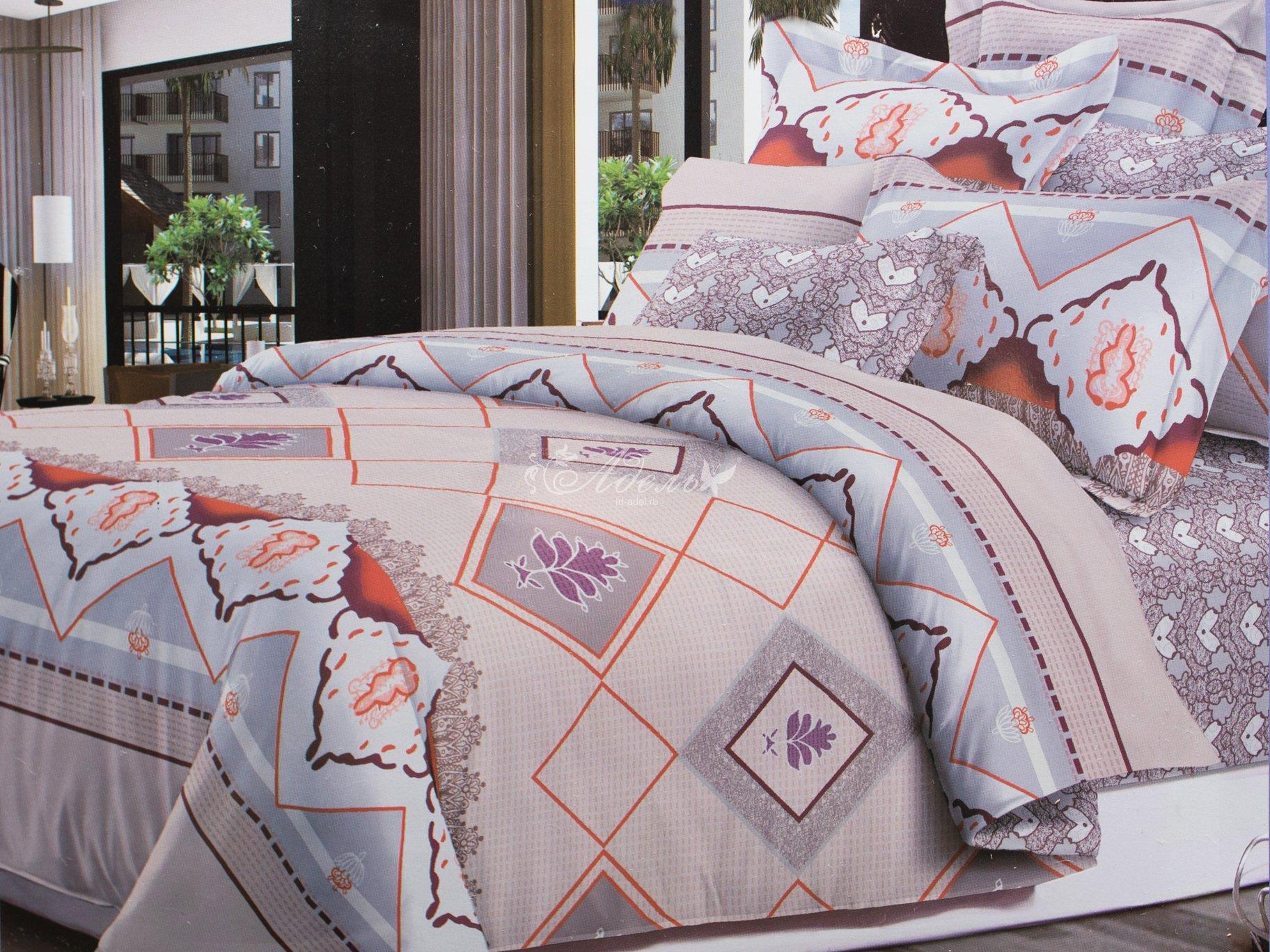 Постельное белье Церемония (поплин) (2 спальный) постельное белье valtery кпб поплин ap 30 2 спальный
