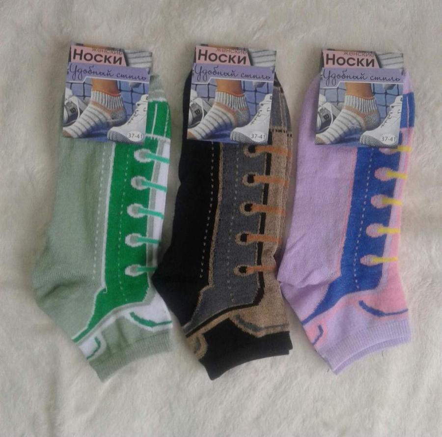 Носки женские iv21303 (упаковка 12 пар) 37-41