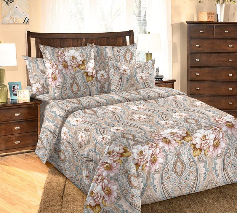Постельное бельё Джульетта (бязь) (2 спальный) постельное бельё классик бязь 2 спальный
