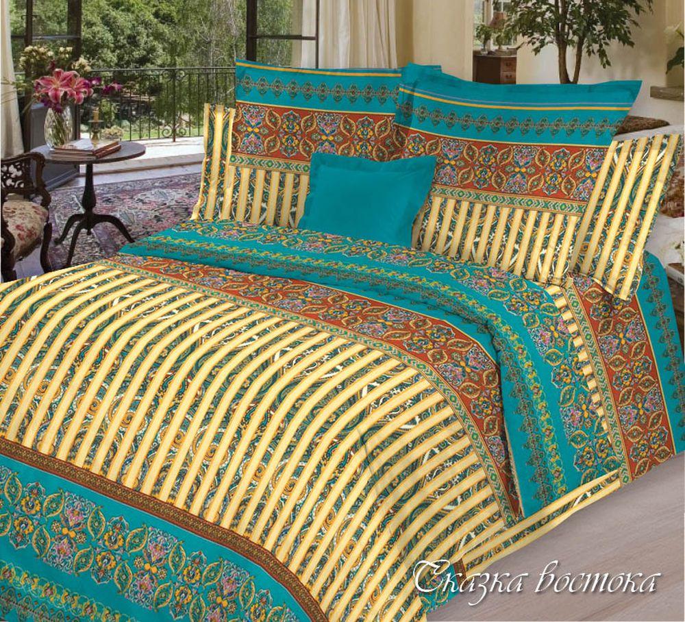 Постельное белье Сказка востока (бязь) (1,5 спальный) постельное белье божьи коровки бязь 1 5 спальный