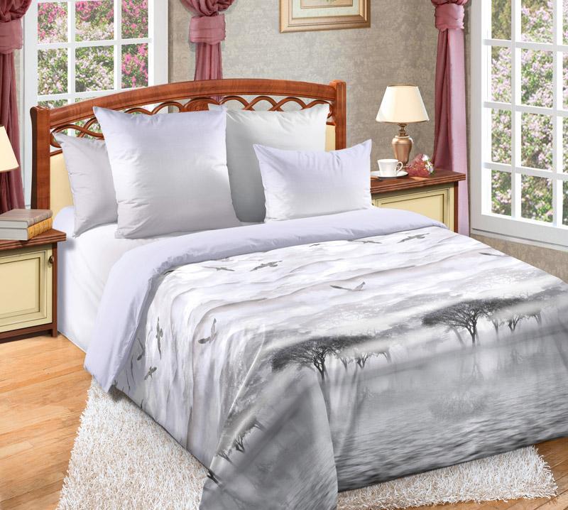 цена Постельное белье iv60937 (перкаль) (1,5 спальный) онлайн в 2017 году