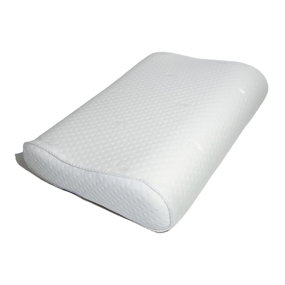 Подушка детская с эффектом памяти Флэкси (35*25) wellber детская подушка 35 25см