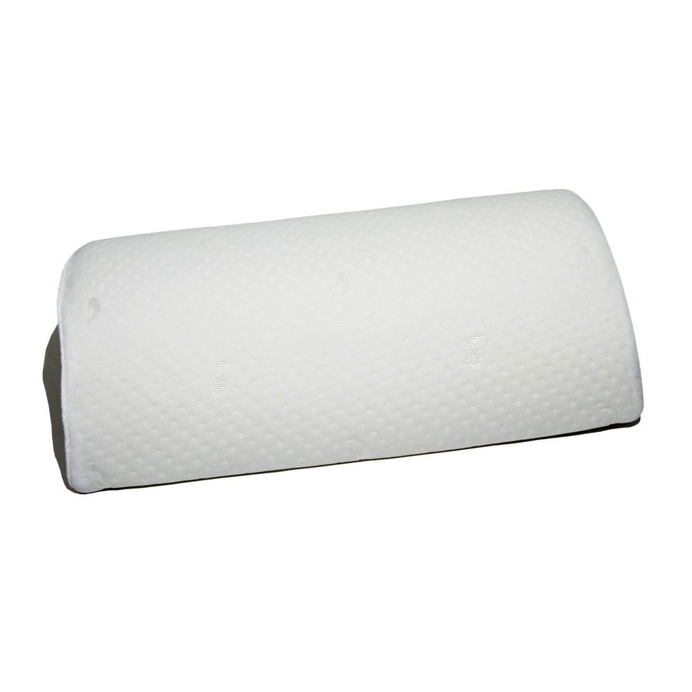 Подушка-полувалик с эффектом памяти iv35065 (40*20) подушка fosta f 8022b с эффектом памяти 40x26x8 6