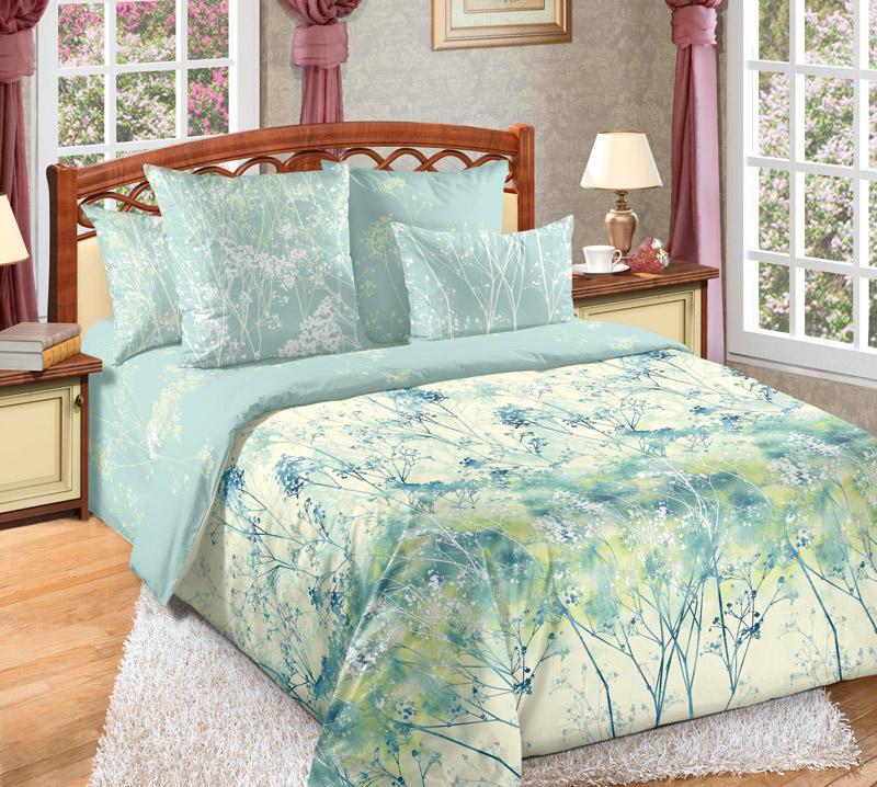 Фото - Постельное белье Дебюсси (сатин) (1,5 спальный) постельное белье этель кружева комплект 2 спальный поплин 2670978