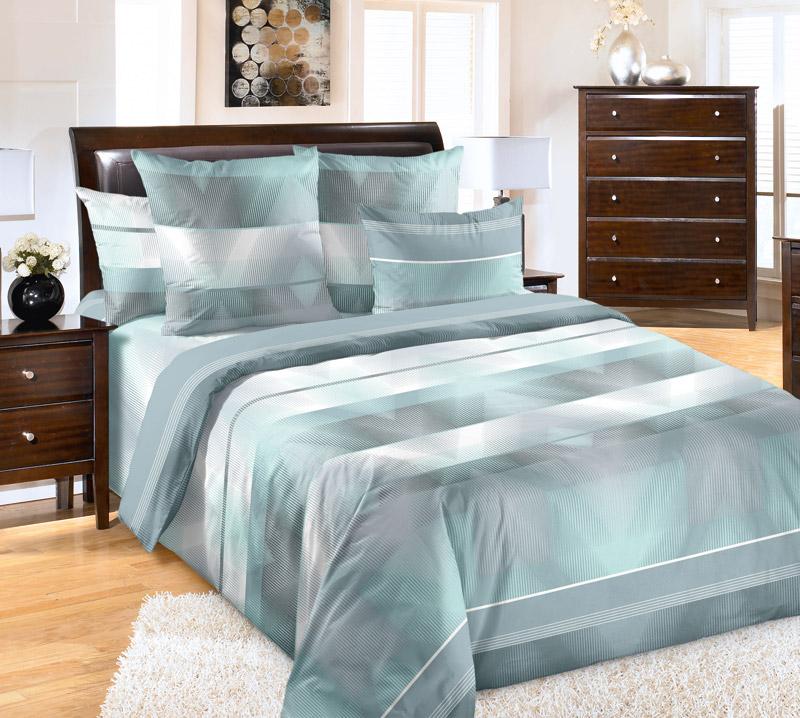 цена Постельное белье iv47292 (перкаль) (1,5 спальный) онлайн в 2017 году