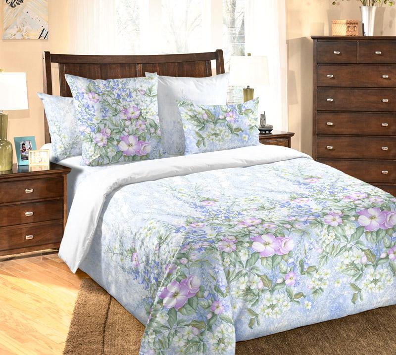 Постельное белье Дафна (бязь) (2 спальный) постельное белье генри бязь 2 спальный