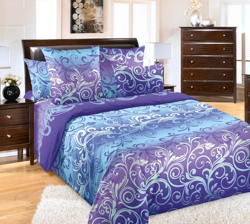 Постельное белье Фрея (бязь) (2 спальный) постельное белье wenge sanremo 11791 1 11792 1 комплект 2 спальный бязь 516377