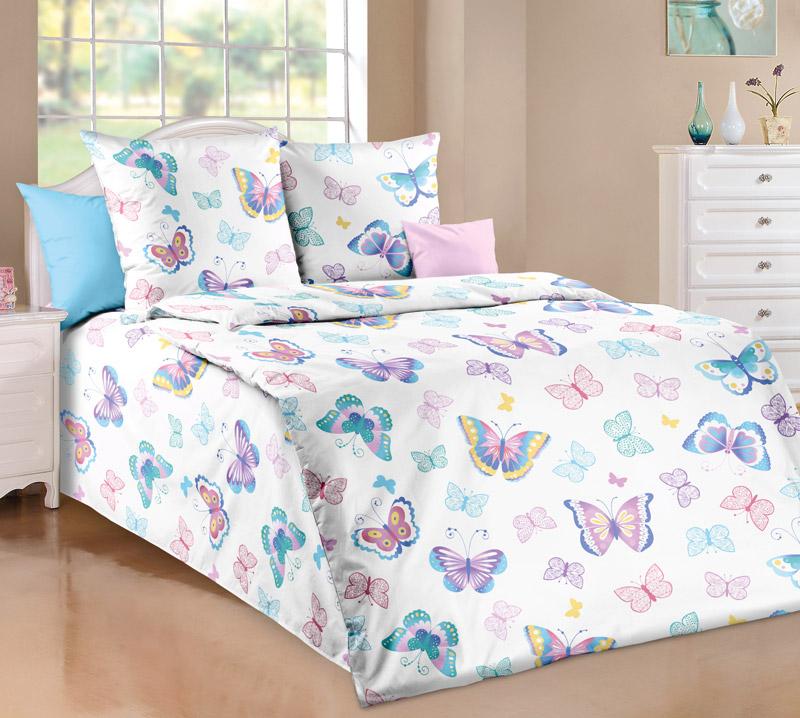 Фото - Постельное белье Мила (бязь) (1,5 спальный) постельное белье этель кружева комплект 2 спальный поплин 2670978