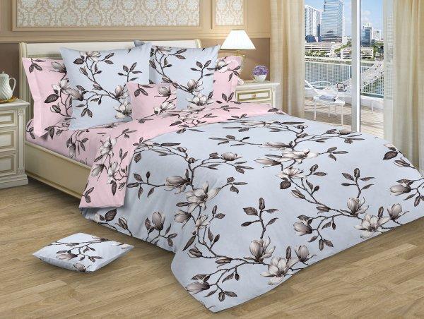 Фото - Постельное белье Ovonavi-1476 (поплин) (1,5 спальный) постельное белье iv76089 поплин 1 5 спальный
