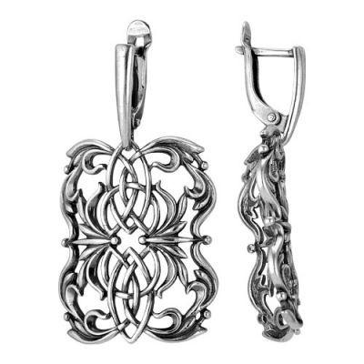 Купить Серьги серебряные 3306116