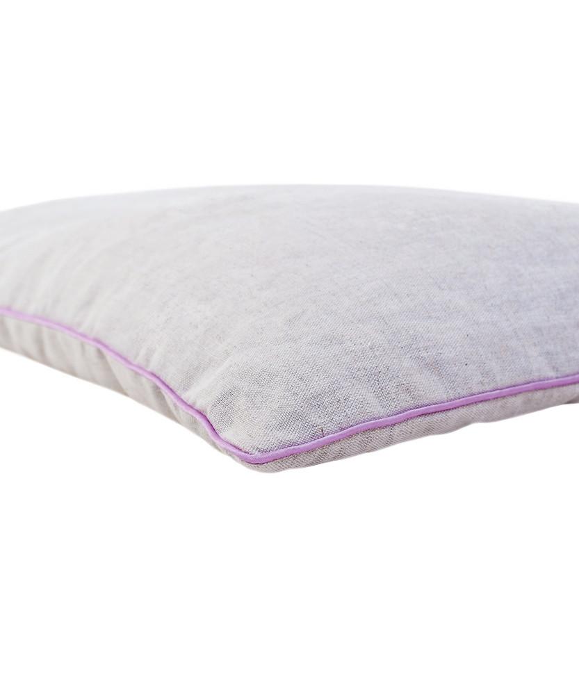 Подушка iv6262 (лаванда, лен)