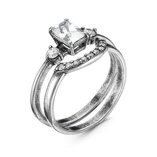 Кольцо бижутерия iv41490
