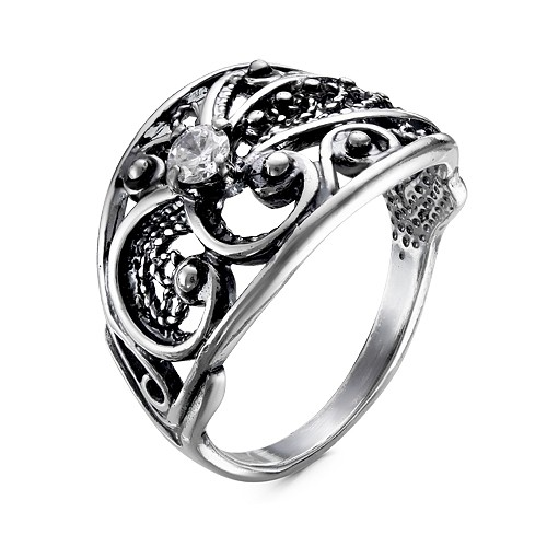 Кольцо бижутерия iv41502