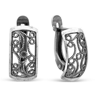 Купить Серьги серебряные 3306830