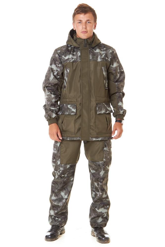 Купить Костюм для охоты и рыбалки Форестер
