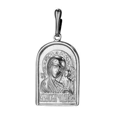 Купить Подвеска бижутерия Казанская Божья Матерь 530297ц-9