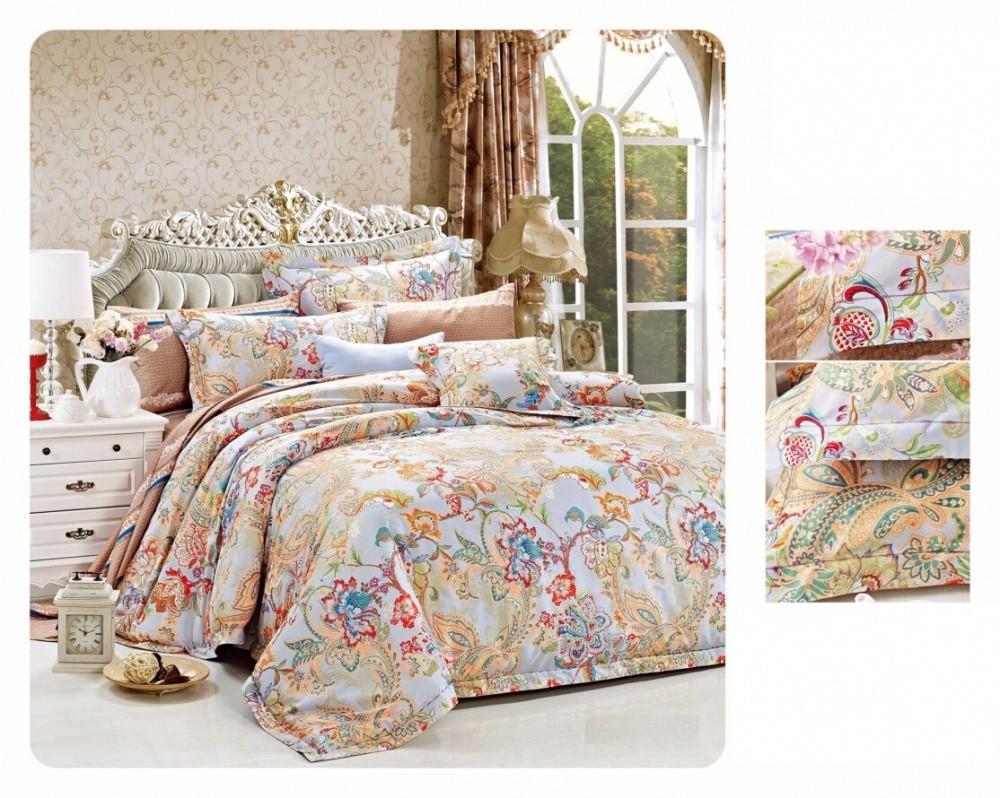 Купить в интернет-магазине Постельное белье iv42576 (сатин) за 4639руб.