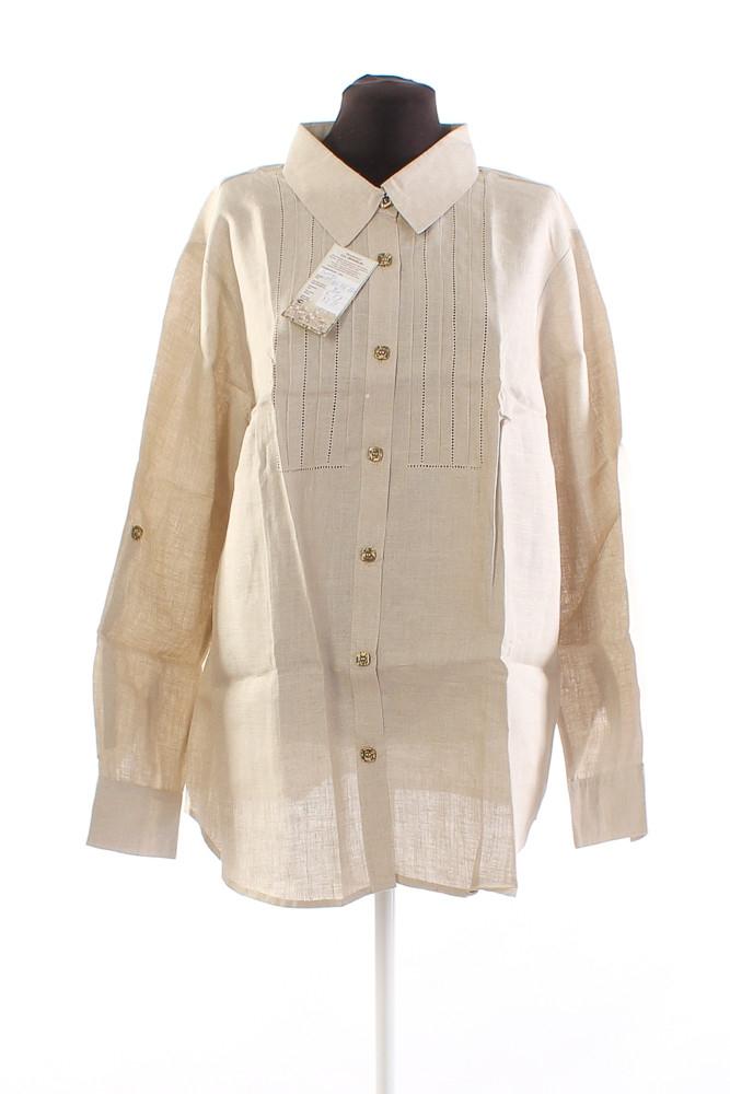Блузка льняная iv40830
