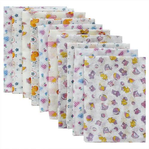 Пеленка детская ситцевая Ovonavi-310 (упаковка 5 штук)