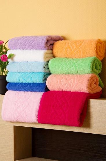 Купить Полотенце махровое Plait