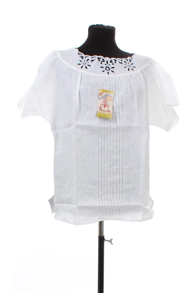 Блузка льняная iv3098