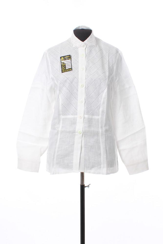 Блузка льняная iv893
