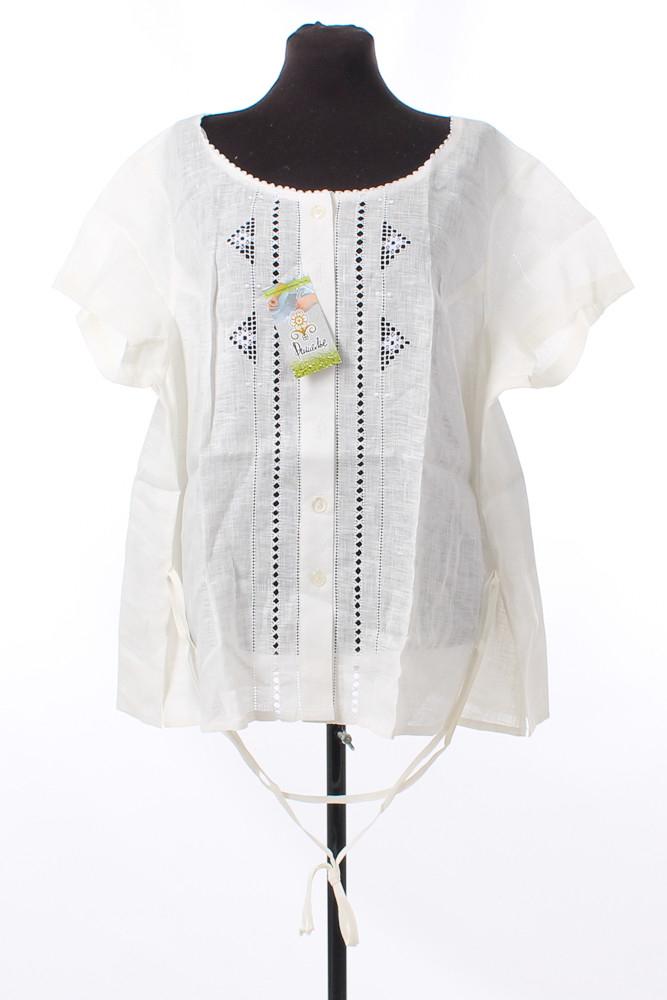 Блузка льняная iv3096
