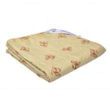 Одеяло летнее iv15694 (овечья шерсть, микрофибра)