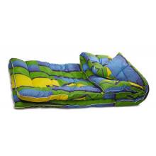 Одеяло зимнее iv567 (полиэфирное волокно, микрофайбер)
