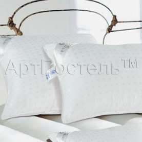 Подушка iv36609 (лебяжий пух, тик)