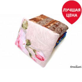 Пододеяльник полисатин в ассортименте Ovonavi-447 (пл. 85 грамм)