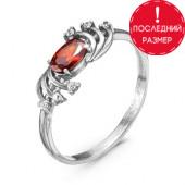 Кольцо серебряное iv8486