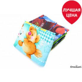 Простыня детская бязь в ассортименте Ovonavi-236 (пл. 125 грамм)