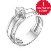 Кольцо серебряное iv8370
